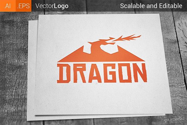 Graphics Dragon Logo