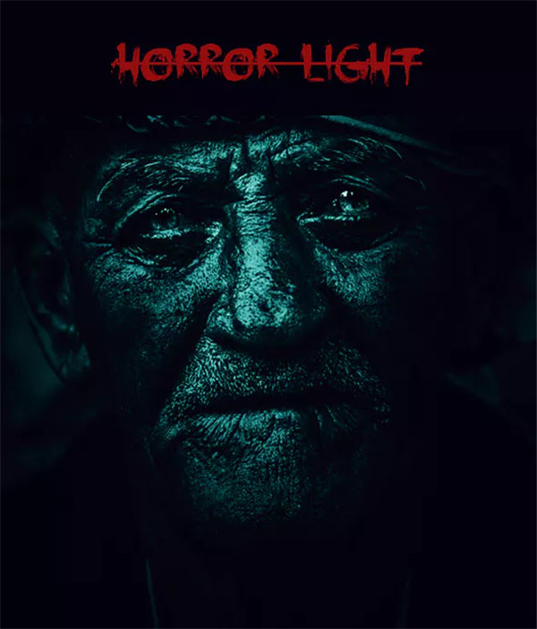 Horror Light Photoshop Action