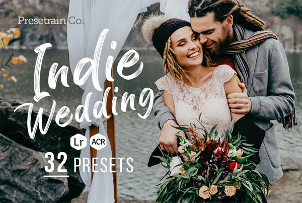 Indie Wedding Presets