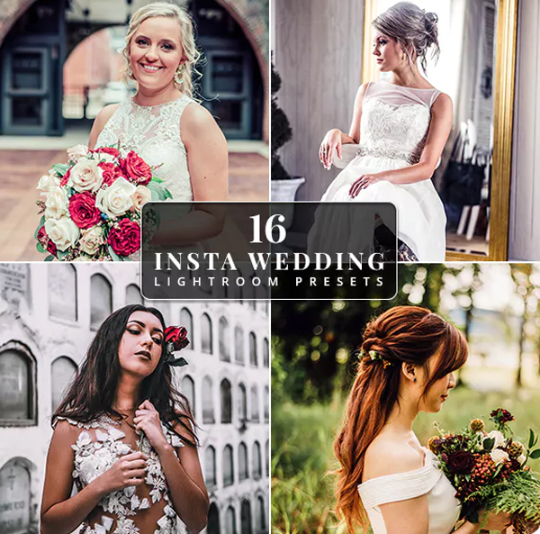 Insta Wedding Lightroom Preset