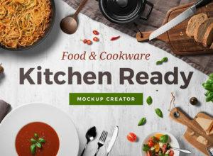 Kitchen Mockups