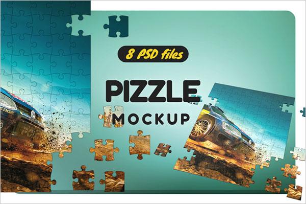 Latest Puzzel Mockup