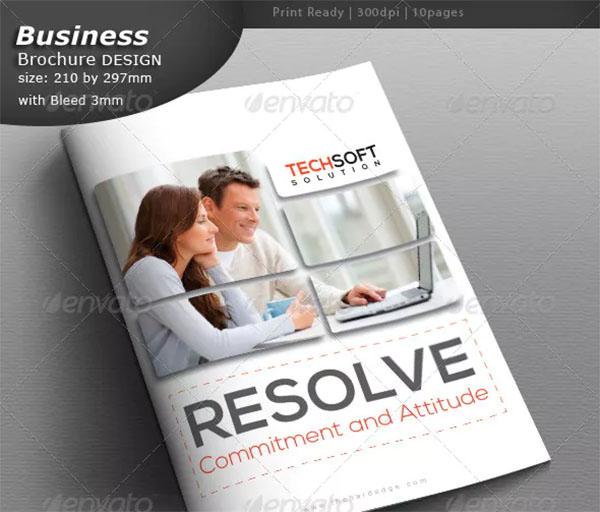 Lawyer Brochure Design