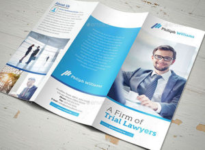 Lawyer Brochure Templates