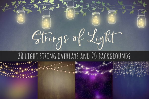 Light string Overlays