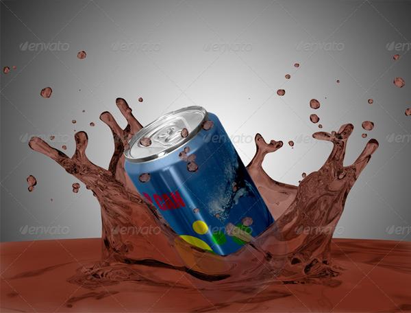 Liquid Splash Action