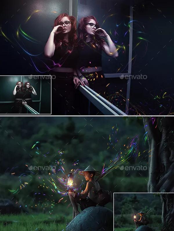 Magic Light Overlays