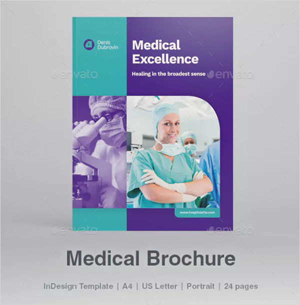 Medical Brochure 24 Pages