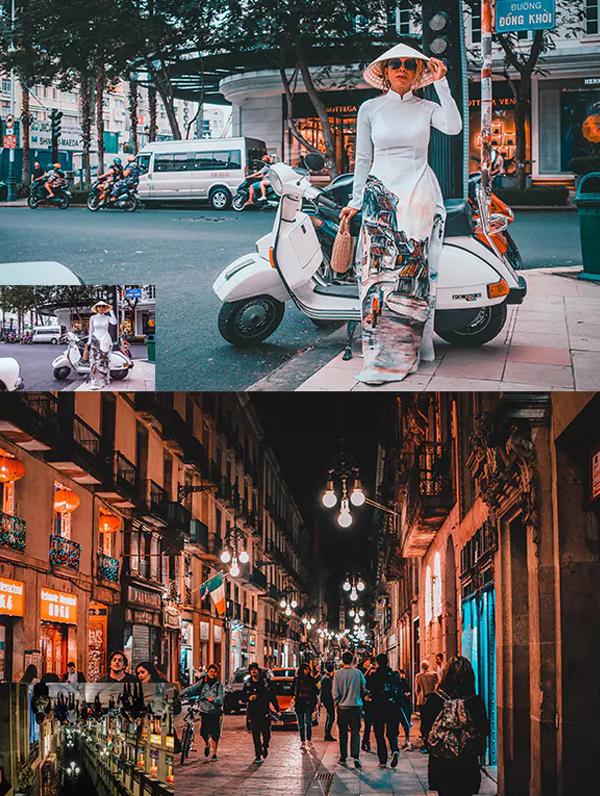 Pastel Urban Photoshop Lightroom Preset