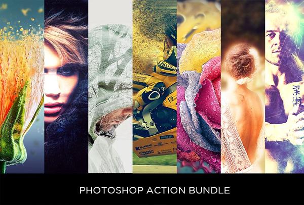 Photoshop Actions Bundle
