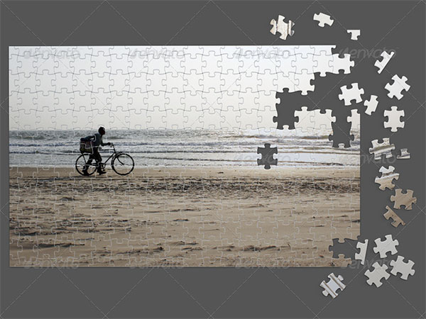 Puzzle Mock-up