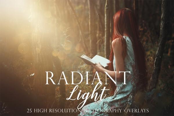 Radiant Light Overlays