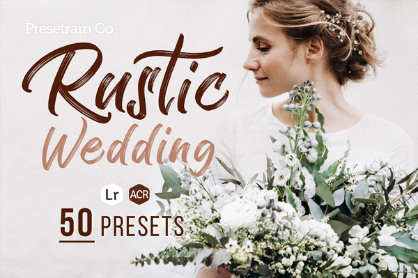 Rustic Wedding Preset