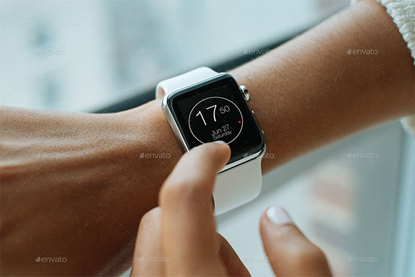 Smart Watch Mockup Set