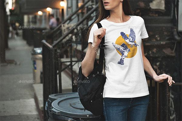 T-Shirt Mockup and Urban Edition