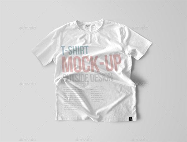 T-Shirt Photoshop Mockup