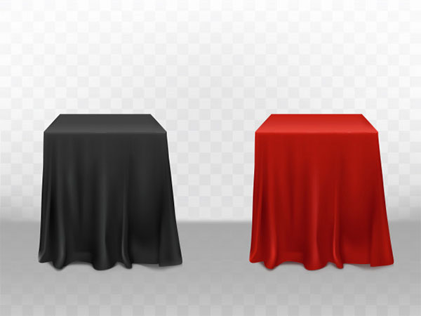 Tablecloth Mockup Free PSD