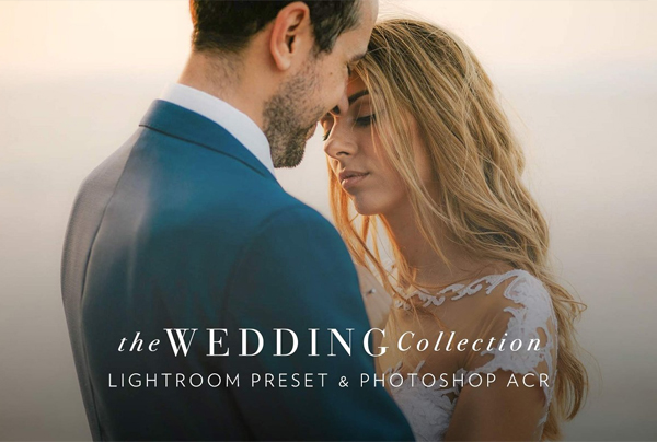 The Wedding Collection Lightroom Presets