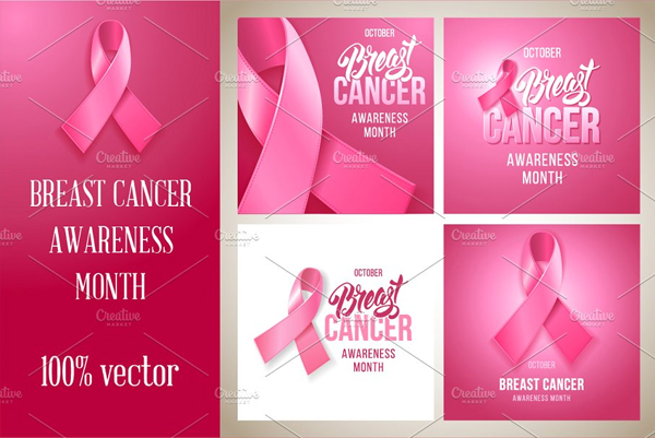 Unique Modern Breast Cancer Awareness