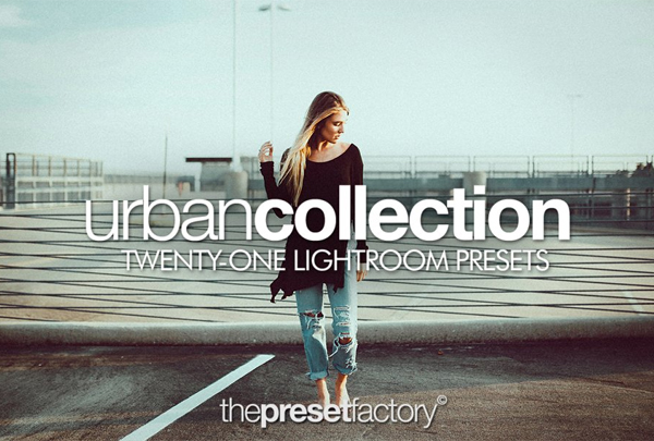 Urban Collection Lightroom Presets