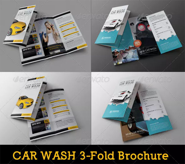 Wash Multiuse Brochure Bundle