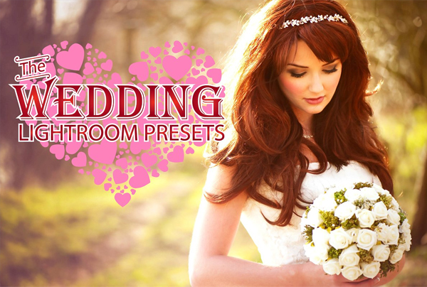 Wedding Beauty Lightroom Presets