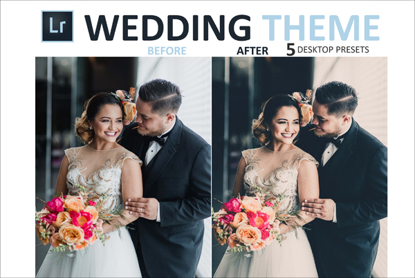 Wedding Desktop Lightroom Presets