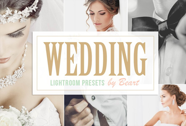 Wedding Lightroom Preset Collection