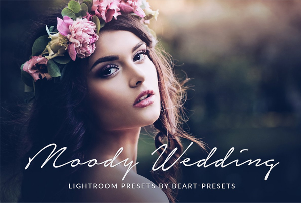 Wedding Moody Lightroom Presets