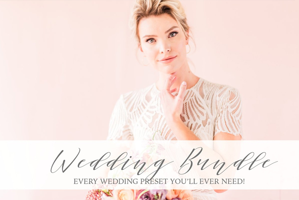 Wedding Preset Bundle
