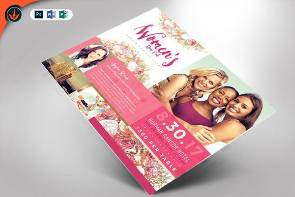 Women's Day Out Cancer Flyer