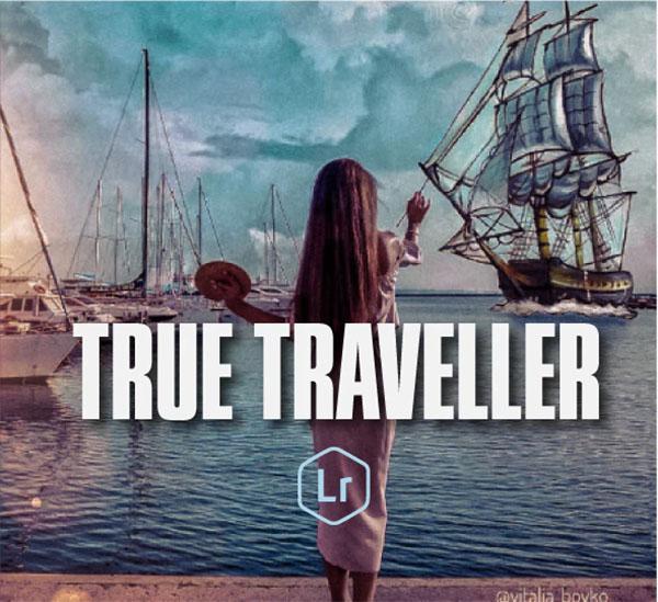 25 Insta Traveller Lightroom Presets