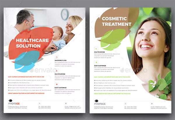 Advertisement Medical Flyer