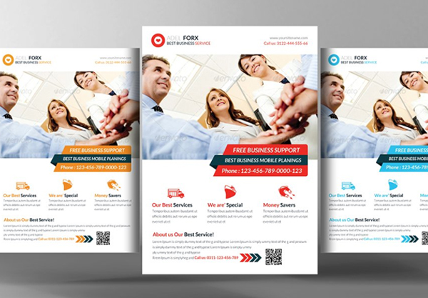 Best Legal Services Flyer Template