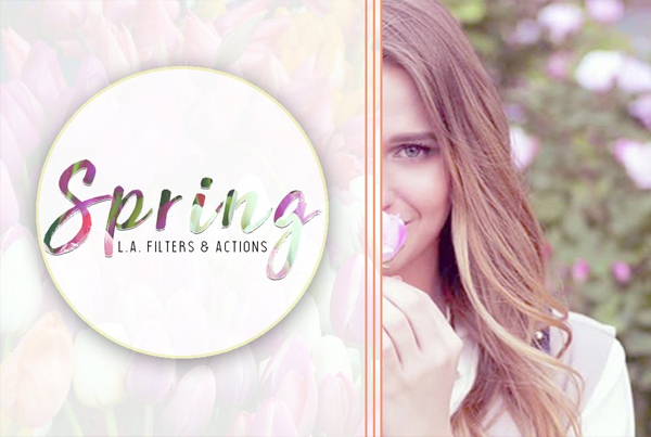 Best Spring Photoshop Actions