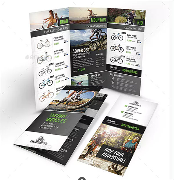 Bicycle Shop Print Bundle