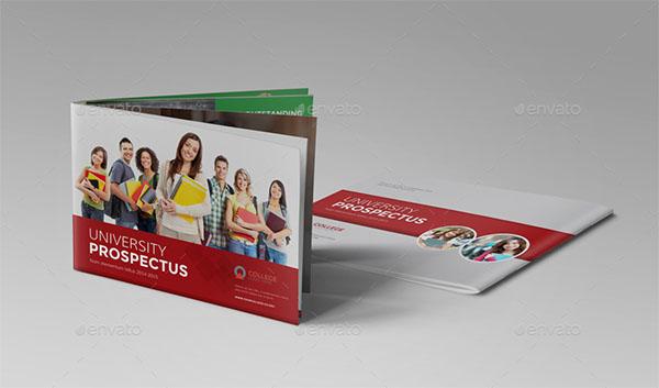 College University Prospectus PSD Brochure