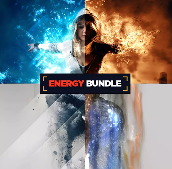 Energy Bundle Photoshop Actions