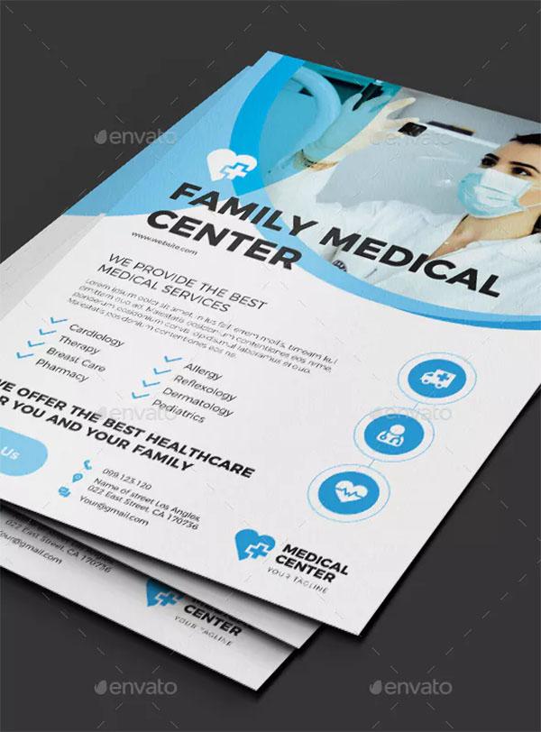 Family Medical Flyer