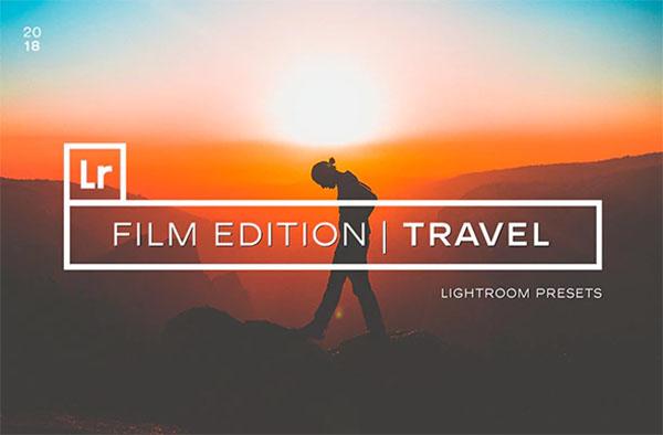 Film Travel Lighroom Presets