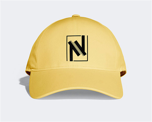 Free Baseball Cap Logo Mockup
