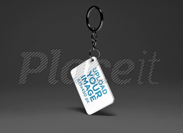 Free Keychain Template