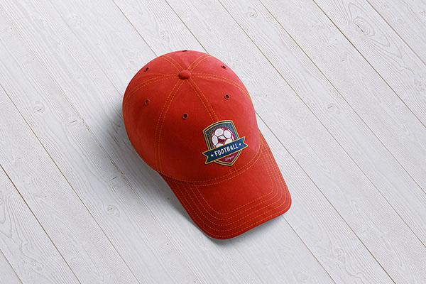 Free PSD Baseball Cap Mockup