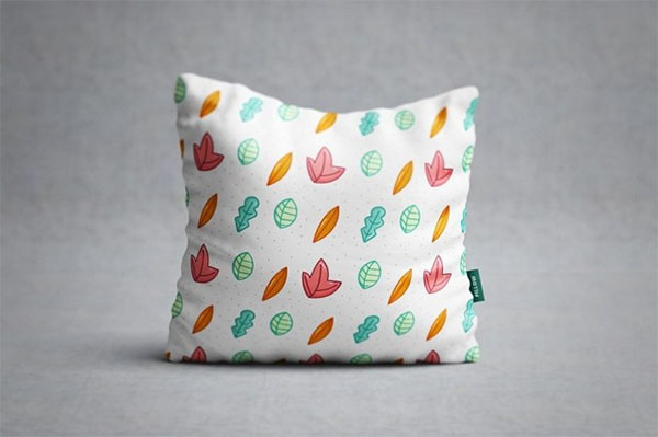 Free Pillow Mockups