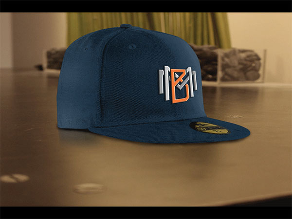 Hat Mockup PSD