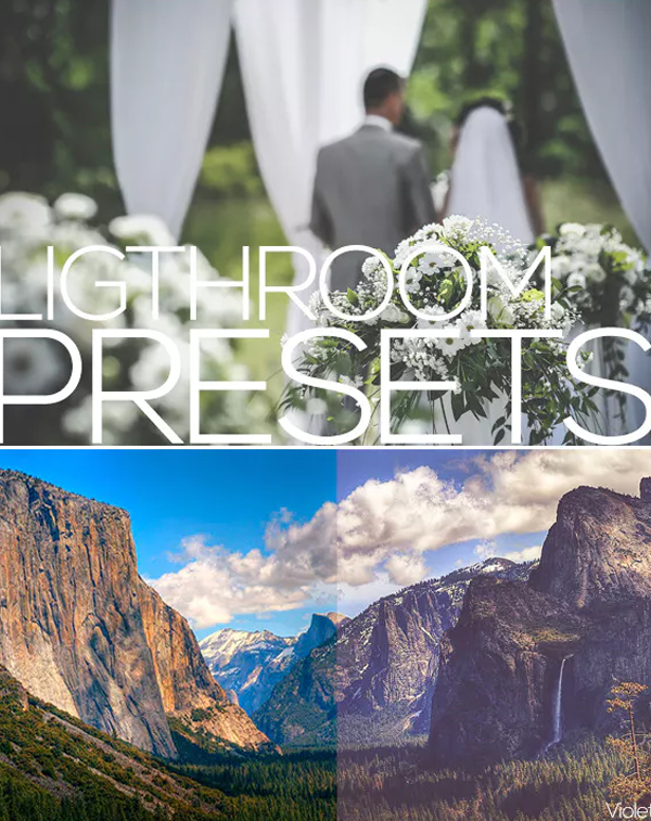 Lightroom Matte Presets