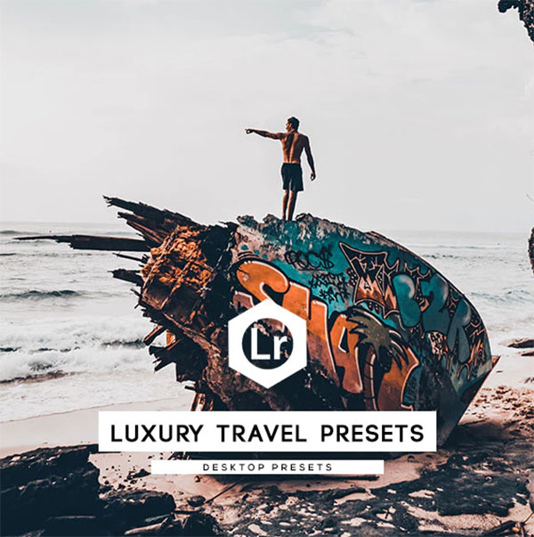 Luxury Travel Lightroom Presets