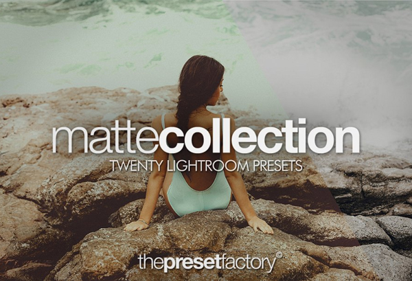 Matte Collection Lightroom Presets