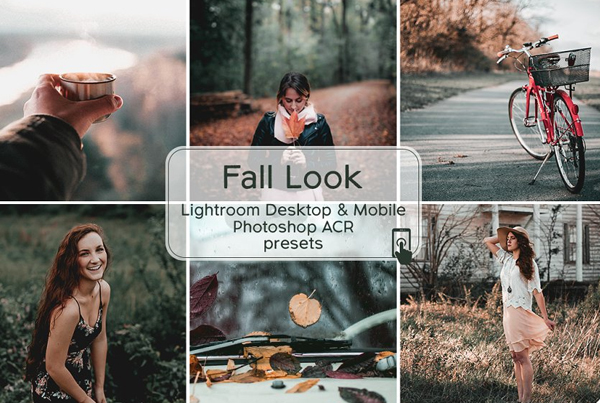 Matte Fall Look Lightroom Presets