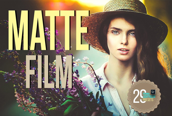 Matte Film Lightroom Presets
